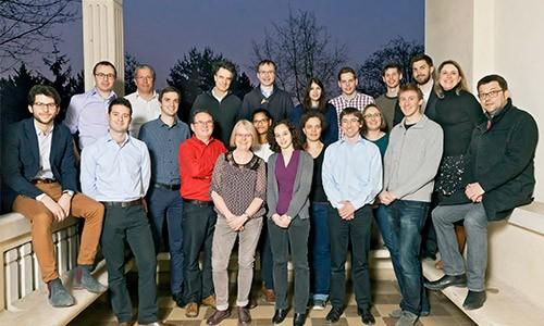 Equipe de la société NCI Consulting